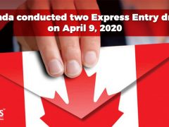 Canada conducted double Express Entry draw for Provincial Nominee Program