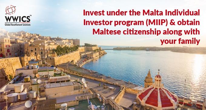Malta Individual Investor program (MIIP)
