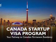 Canada Startup Visa Program