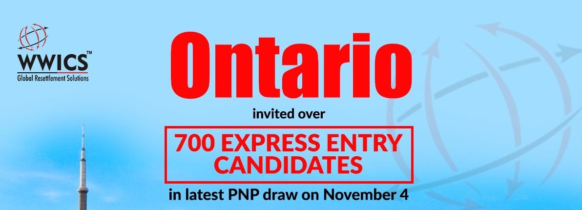 Ontario express entry